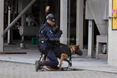 Oefening Politie Buggenum 041
