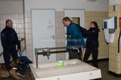 Oefening Politie Buggenum 095